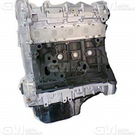 Motore Rigenerato Fiat Grande Punto 1300 Diesel Cod.motore: 199A3000
