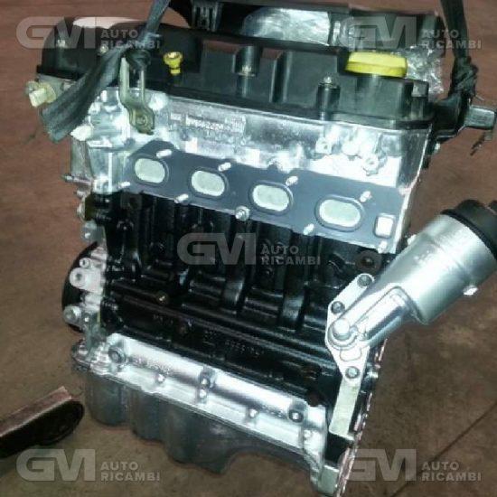 Motore Rigenerato Opel Corsa 1200 Benzina Cod.motore: A12XER